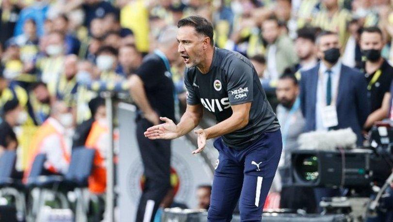 Vitor Pereira: Her zaman her koşulda beraberiz, çalışmaya devam