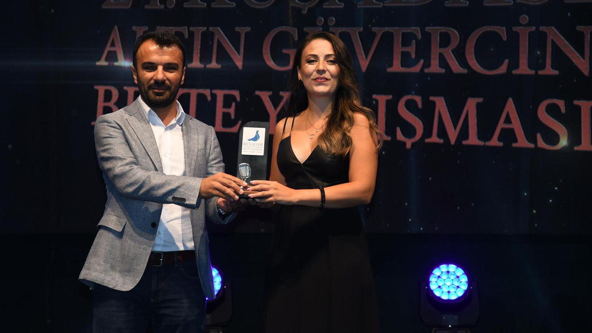 24'üncü Kuşadası Altın Güvercin Beste ve Müzik Yarışması sonuçlandı