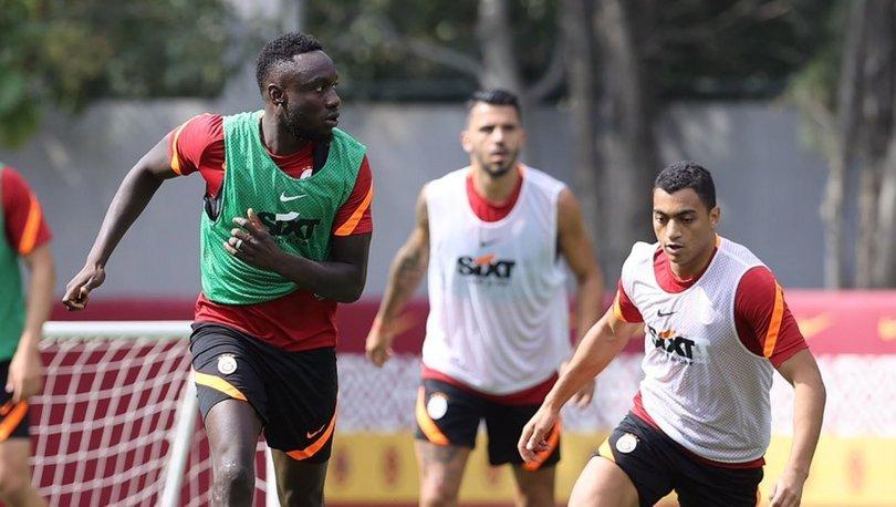 Galatasaray'da Lazio maçı hazırlıkları