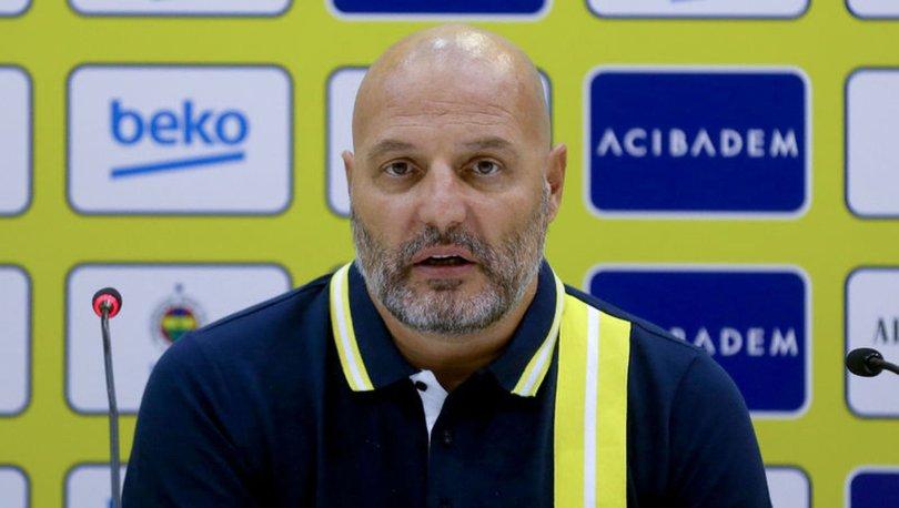 Fenerbahçe Beko Başantrenörü Djordjevic: Hedefimiz her kulvarda final