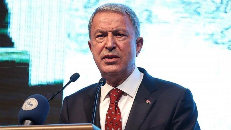 Milli Savunma Bakanı Akar, Sakarya Zaferi'nin 100. Yılı Kutlama Programı'nda konuştu