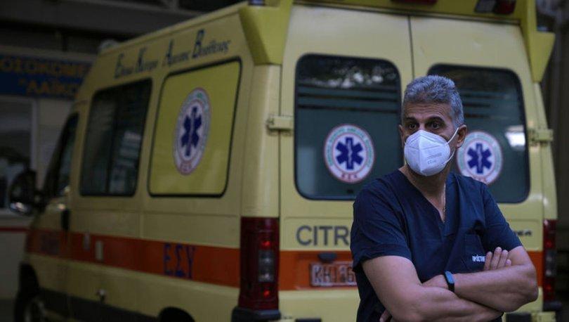 SON DAKİKA: Yunanistan'da Kovid-19 ile mücadele kapsamında bugünden itibaren yeni tedbirler uygulanıyor