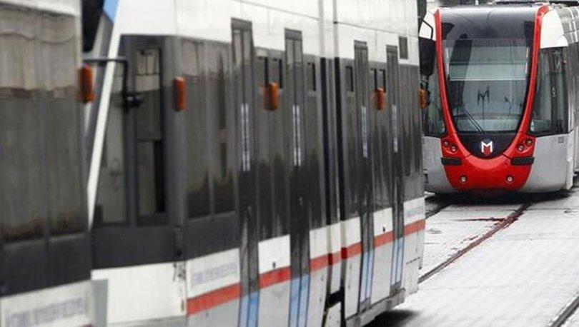 Topkapı-Mescidi Selam Tramvay hattında arıza; raylarda yürüdüler