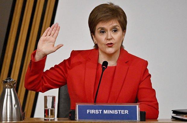 İskoçya'dan bağımsızlık açıklaması