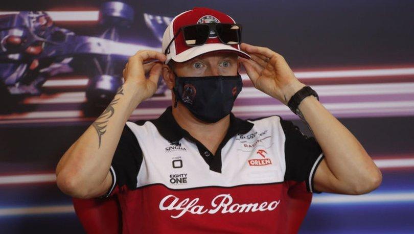 Koronavirüsü atlatan F1 pilotu Kimi Raikkonen pistlere dönüyor