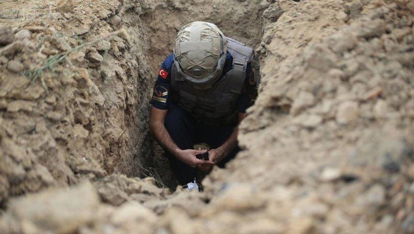 Kırklareli'nde bulunan el bombası imha edildi