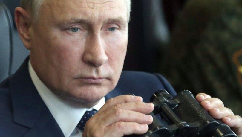 Rusya Devlet Başkanı Putin tatbikata katıldı - Son dakika haberleri