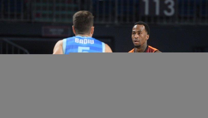 Galatasaray NEF, hazırlık maçında CSO Voluntari ile berabere kaldı