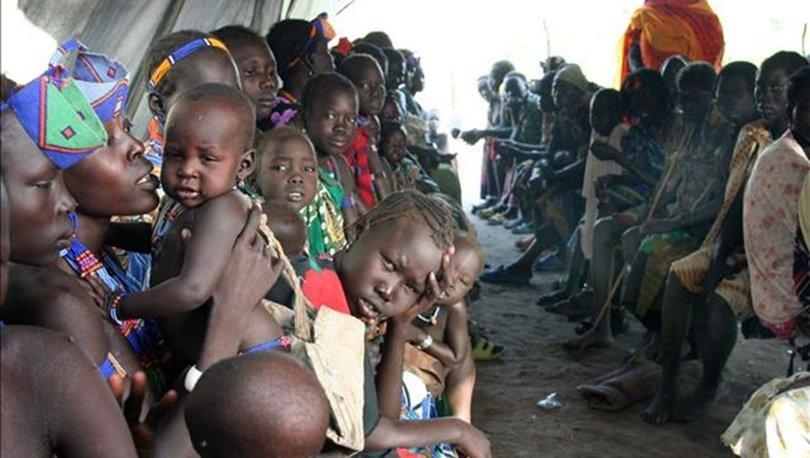 BM: 100 binden fazla kişi açlıkla karşı karşıya