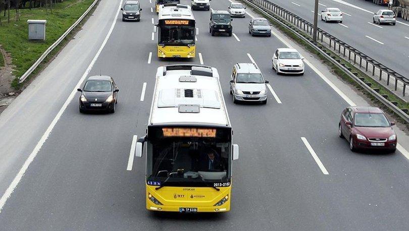 İBB'den bozulan otobüslerle ilgili karar - Son dakika haberler