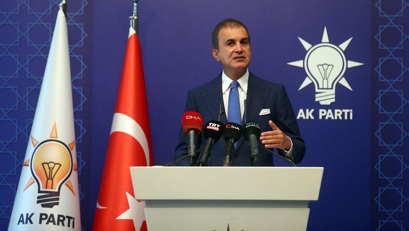 SON DAKİKA! AK Parti Sözcüsü Çelik: Laiklik tabii ki Anayasa'da yer alacaktır - Haberler