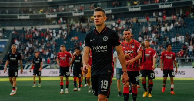 Fenerbahçe'nin rakibi Eintracht Frankfurt'ta son durum