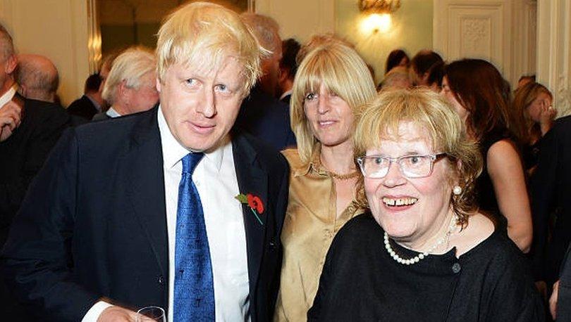 İngiltere Başbakanı Boris Johnson'ın annesi Charlotte Johnson Wahl 79 yaşında hayatını kaybetti