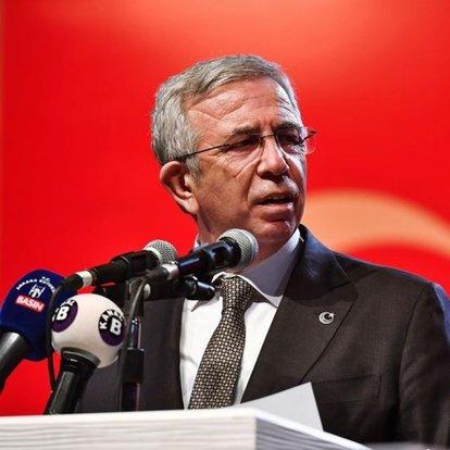 ABB Başkanı Mansur Yavaş, 2021 Dünya Belediye Başkanı Başkent Ödülü'nü kazandı