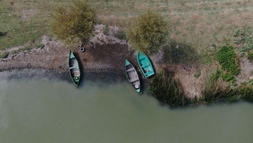 Uluabat Gölü can çekişiyor - Bursa Haberleri