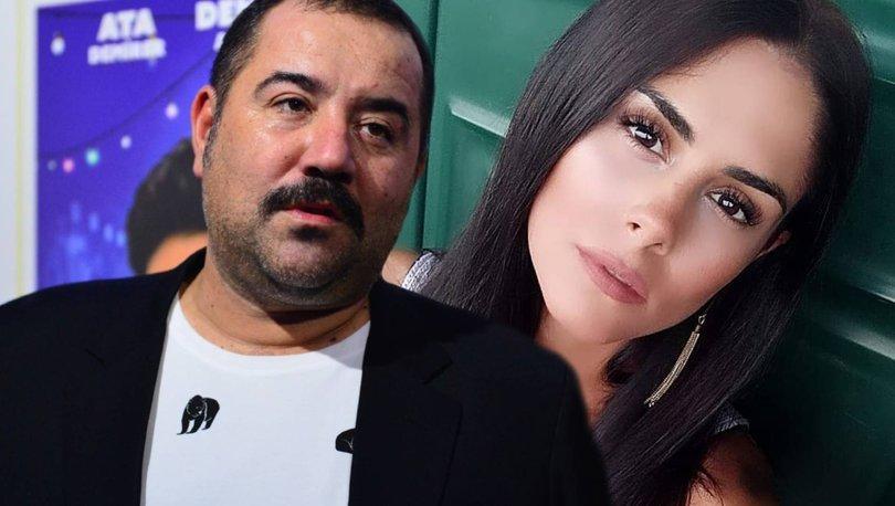 Ata Demirer'den Julieta Kitrinou ile aşk yaşadığı yönündeki iddialara yanıt - Magazin haberleri