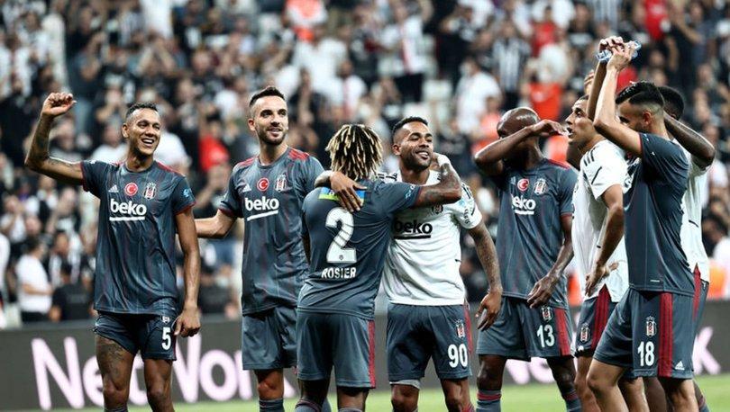 Beşiktaş'ın UEFA Şampiyonlar Ligi'ndeki rakibi Borussia Dortmund