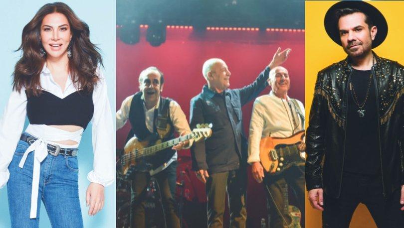 Harbiye Açıkhava Sahnesi'nde sonbahar konserleri - Magazin haberleri