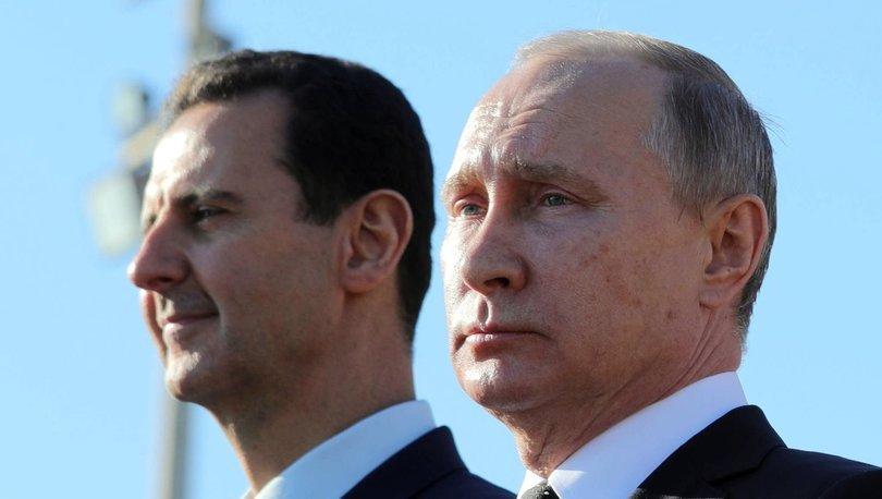 Putin: BM'nin kararı olmadan Suriye'de yabancı güçlerin konuşlandırması konsolidasyona engel