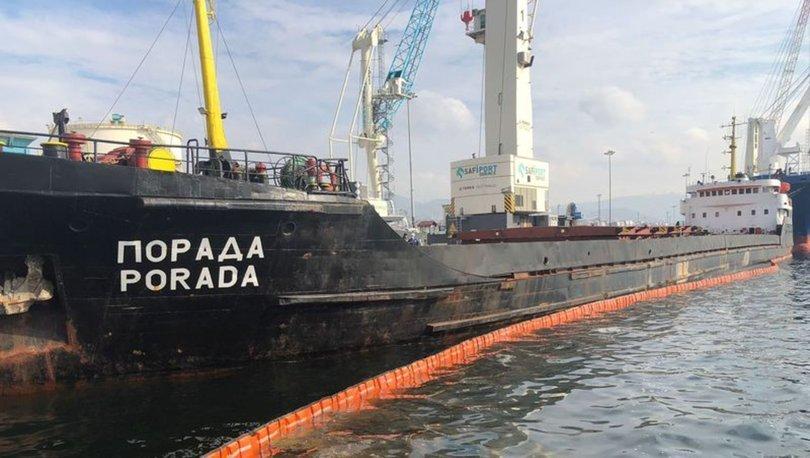 KORKUNÇ OLAY, son dakika... Körfezi kirleten gemiye şoke eden ceza! - Haberler