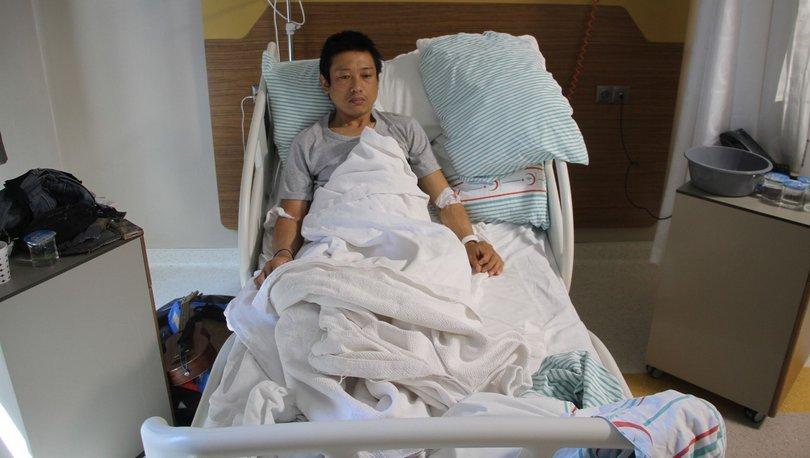 Son dakika PES DEDİRTEN OLAY: Japon turisti bıçaklayan zanlı tutuklandı! - Haberler