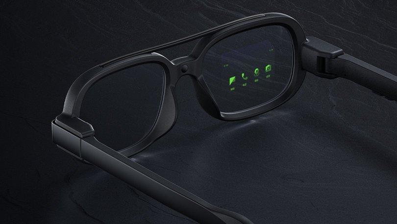 Xiaomi akıllı gözlük tanıtıldı - Haberler