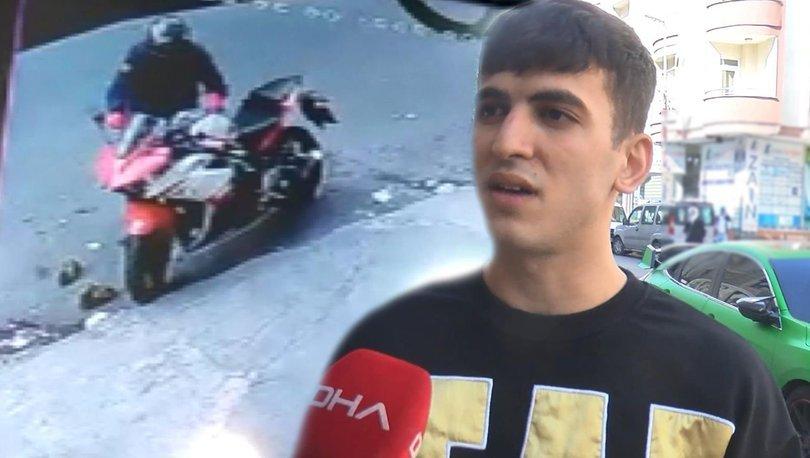 YouTuber Fariz Bakhshaliyev'e hırsızlık şoku: Bulan kişiye ödül vereceğim - Magazin haberleri