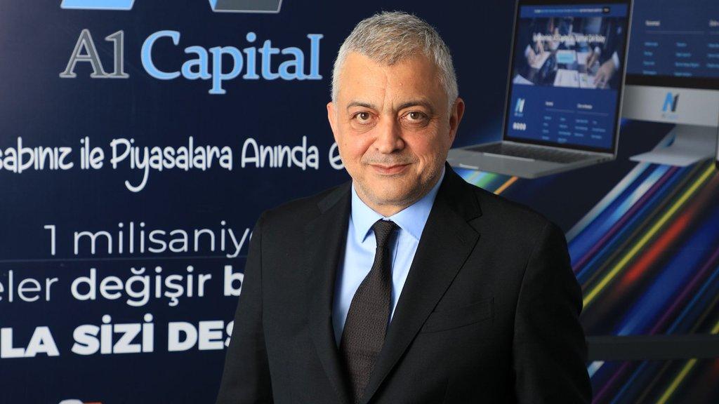 A1 Capital'in Genel Müdürü Tunçbilek