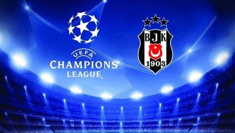 Beşiktaş'ın Borussia Dortmund maçı kamp kadrosu açıklandı