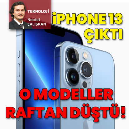 iPhone 13'ü tanıtan Apple, iPhone 12 Pro'yu online satıştan kaldırdı - Haberler