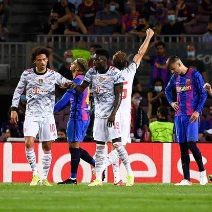 Barcelona: 0 - Bayern Münih: 3 | MAÇ SONUCU