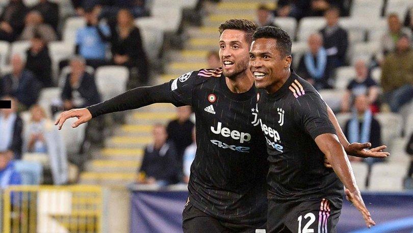 Malmö: 0 - Juventus: 3 | MAÇ SONUCU