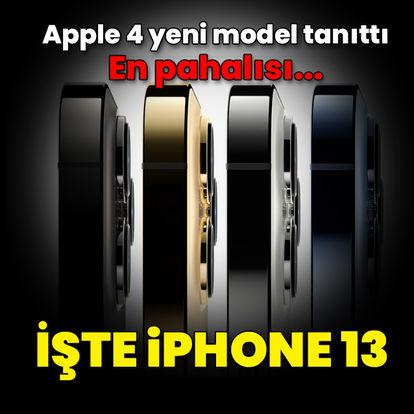 İPHONE 13 TANITILDI! Son dakika haberleri! iPhone 13 özellikleri neler? iPhone 13 Türkiye fiyatı ne kadar?