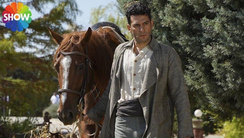 Sezonun iddialı dizisi 'Aziz'den ilk fotoğraflar başrol oyuncusu Murat Yıldırım'dan geldi