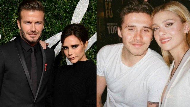 Brooklyn Beckham ile Nicola Anne Peltz'in videosu takipçilerini ikiye böldü: Bu görüntü rahatsız edici! - Magazin haberleri