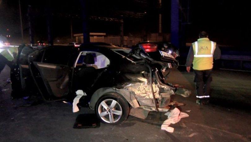 Otomobil yardım için gelenlere çarptı! 1 ölü, 6 yaralı