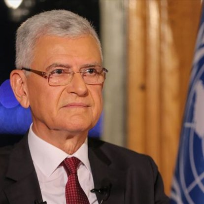 Volkan Bozkır'ın Birleşmiş Milletler 75. Genel Kurul Başkanlığı görevi sona erdi