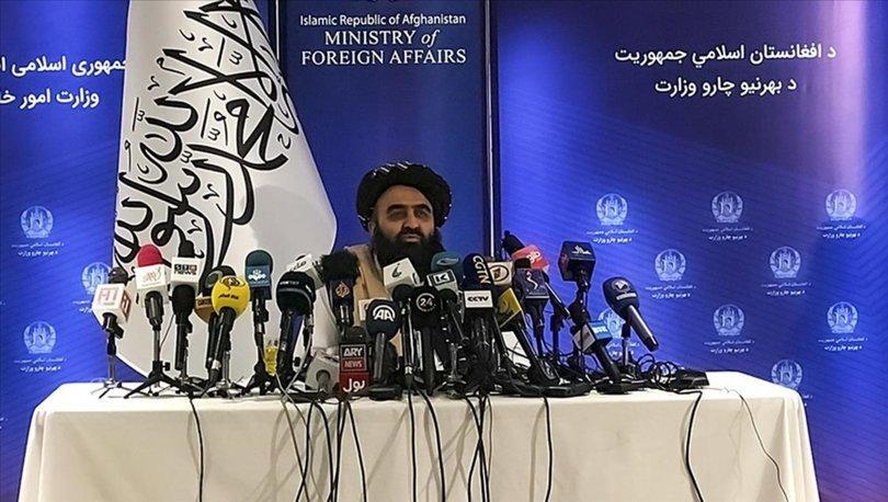 SON DAKİKA: Taliban'dan Türkiye açıklaması: İyi ilişkiler kurmak istiyoruz - Haberler