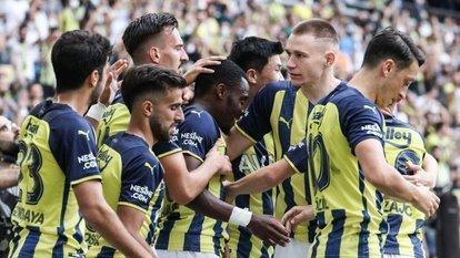 Fenerbahçe, Frankfurt deplasmanında