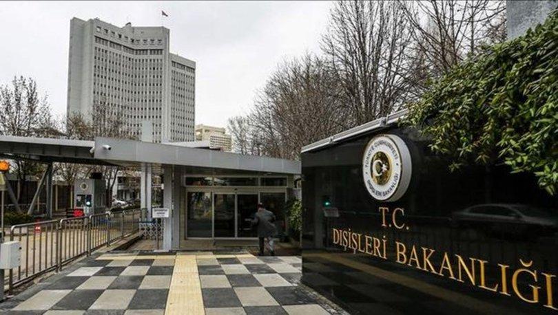SON DAKİKA: Türkiye ile ABD arasındaki siyasi istişareler 16-17 Eylül'de Washington'da gerçekleşecek