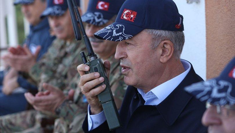 Son dakika: Son dakika haberi Hulusi Akar'dan Ermenistan mesajı