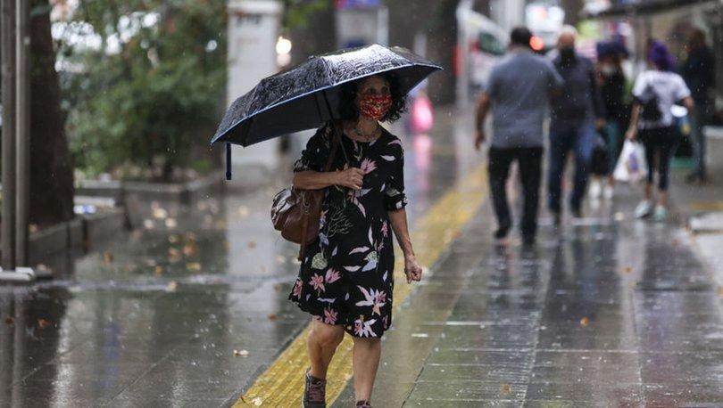 ISLANACAĞIZ! Son dakika hava durumu: Meteoroloji bölge bölge uyardı - 15 Eylül