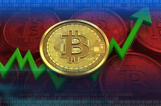 Bitcoin'de yükseliş
