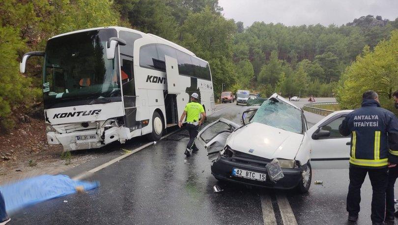 Otoyolda korkunç kaza! 2 kişi hayatını kaybetti - Haberler