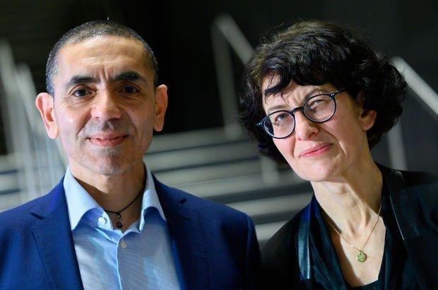 Prof. Dr. Şahin ve Dr. Türeci'den mutasyon açıklaması