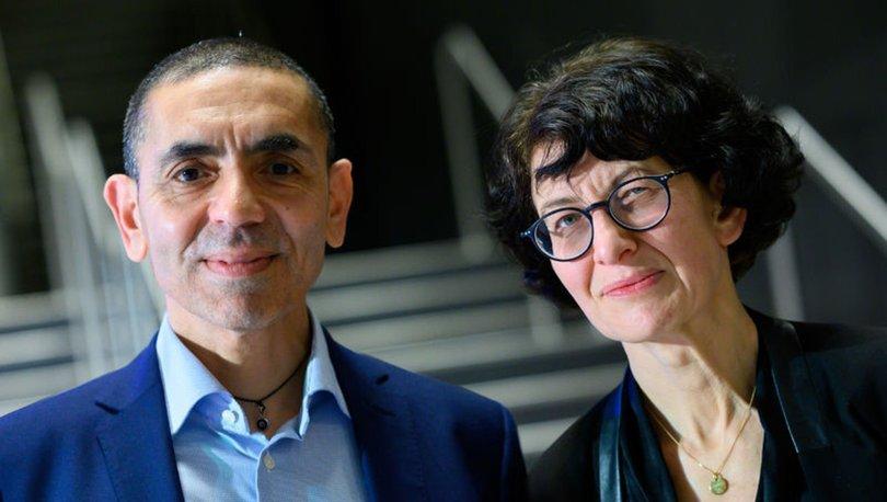 SON DAKİKA: Prof. Dr. Şahin ve Dr. Türeci'den korona mutasyonu açıklaması - Haberler