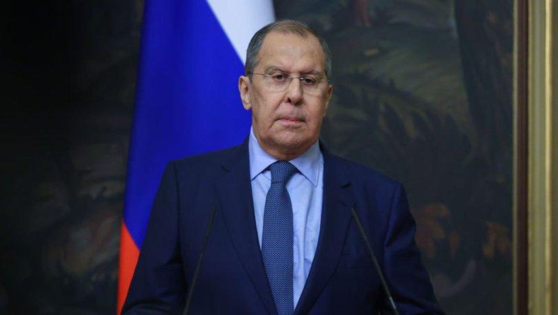 SON DAKİKA: Rusya Dışişleri Bakanı Sergey Lavrov: NATO ile diyaloğa hazırız