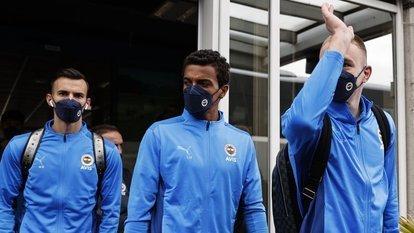 Fenerbahçe, Almanya'ya geldi