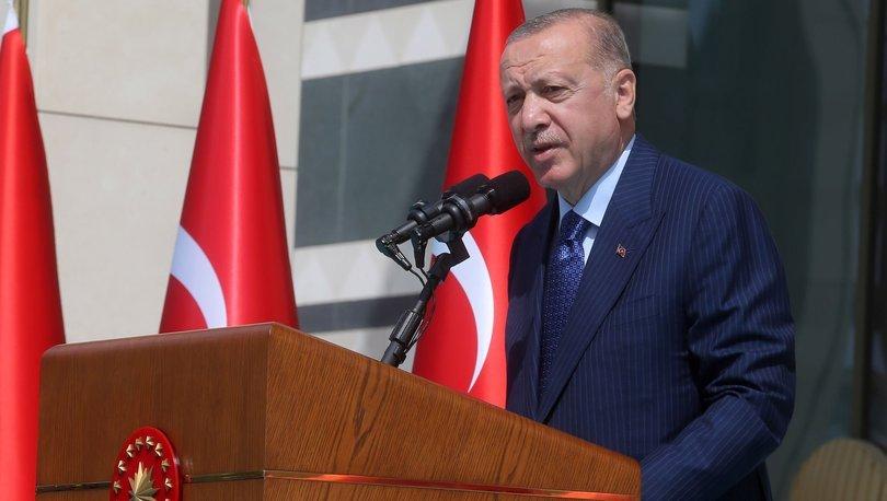 Cumhurbaşkanı Erdoğan'dan 'Bakü' mesajı - Haberler