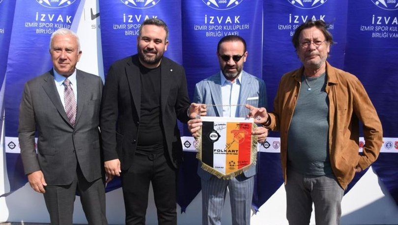 Süper Lig'deki İzmir derbisi öncesi başkanlardan dostluk mesajı